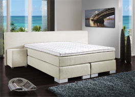 Boxspring Bett Aruba günstig kaufen