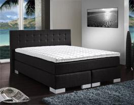 Boxspring System Bett Antigua Sky günstig