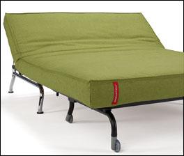 Couch Medwin eignet sich hervorragend zum Sitzen und Schlafen