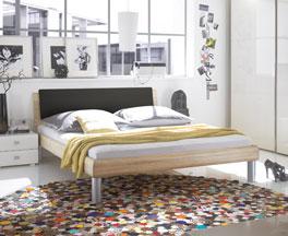Designerbett Mendo aus MDF