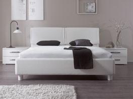Das Doppelbett Panaro ist in auch in der Größe 160x200cm erhältlich