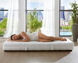 Gelax-Matratze Maritim Premium Exklusiv Edition ideal für alle Schlafpositionen