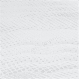 Kaltschaummatratze YouSleep mit Silverguard-Matratzenbezug