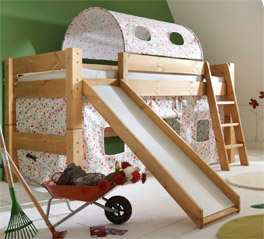 Kids Dreams Mini-Rutschen-Hochbett