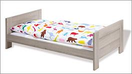 Kinderbett Somnio ohne Gitter