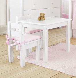 Kindersitzgruppe Kids Heaven mit optional erhältlichen Sitzkissen