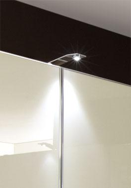 LED-Aufbauleuchte mit effizienter Leistung