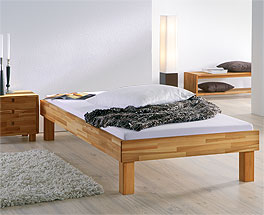 liege aus buche auf rechnung bestellbar madrid komfort. Black Bedroom Furniture Sets. Home Design Ideas