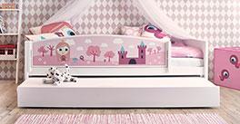 Bettschublade Original von Lifetime als Gästebett