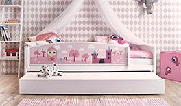 Lifetime Kinderbett Prinzessin mit ausziehbarer Bettschublade