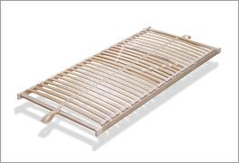 Bett von LIFETIME mit Lattenrost zum Einlegen