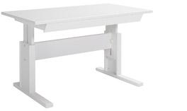 Original Schreibtisch Lifetime mit Schublade B 120cm