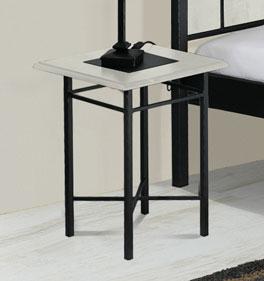 Stabiler Eisen-Nachttisch Pintana