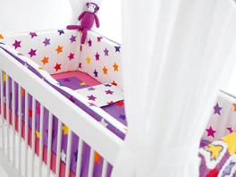 Nestchen für Baby-Himmelbett von Lifetime