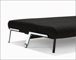 Schlafcouch Huddlestone klappbar zum Doppelbett