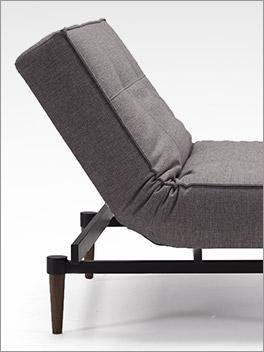 Schlafsessel mit verstellbarer Rückenlehne - Walton