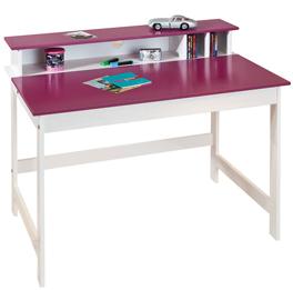 Schreibtisch Mina Violett Beschreibbar MDF