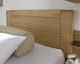 Schubkasten Einzelbett Raida mit stabilem Kopfteil