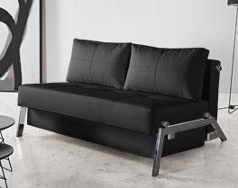 Hochwertiges Sofa Dowing mit chemisch reinigbarem Bezug