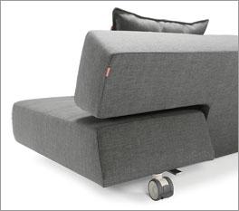 Sofa Ross mit verstellbaren Rückenlehne