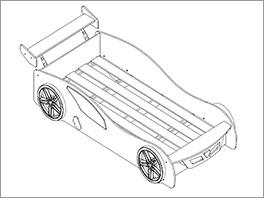 Stabiler Lattenrost für Autobetten