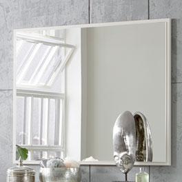 Wandspiegel Baria inklusive dem Material zur Wandmontage