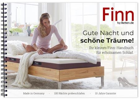 flexible 4 in 1 wendematratze f r jede schlafposition finn. Black Bedroom Furniture Sets. Home Design Ideas