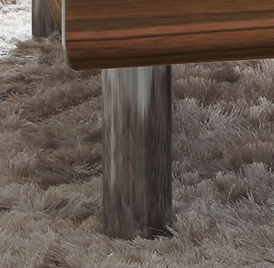 Designerbett Rocio mit Fußteil