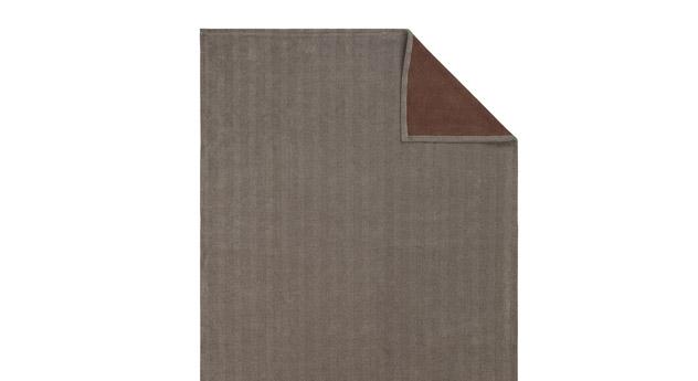 Kuscheldecke Switch in graubraun-schoko