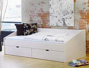kojenbett 100x200. Black Bedroom Furniture Sets. Home Design Ideas
