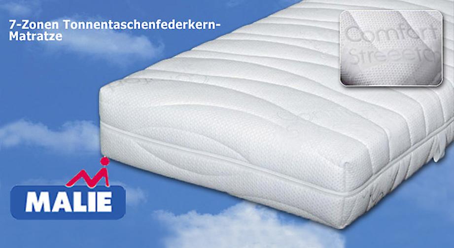 TFk matratze taschenfederkern comfort streeetch
