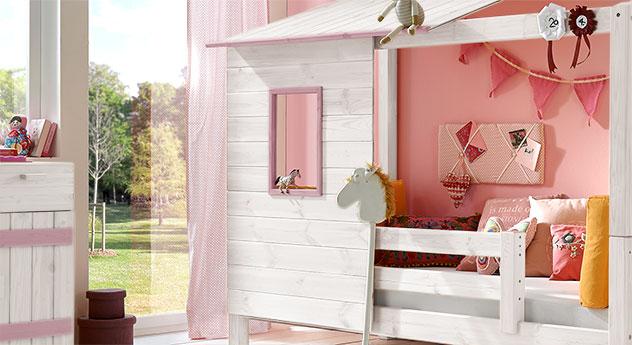 abenteuerbett selber bauen. Black Bedroom Furniture Sets. Home Design Ideas