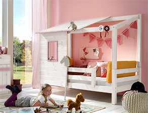 kinderbetten f r 3 j hrige z b auf rechnung kaufen. Black Bedroom Furniture Sets. Home Design Ideas