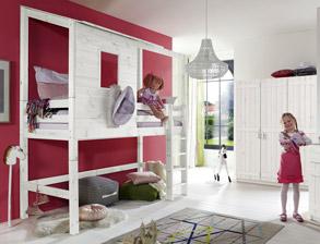 betten f r m dchen m dchenbett g nstig kaufen. Black Bedroom Furniture Sets. Home Design Ideas