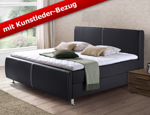boxspringbetten vergleich und test auf. Black Bedroom Furniture Sets. Home Design Ideas