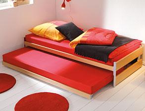 das ausziehbett tom ist gut als gaestebett geeignet - Modernes Tagesbett Mit Ausziehbett