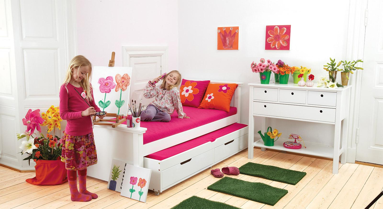 Ausziehbett Kids Royalty mit passenden Produkten
