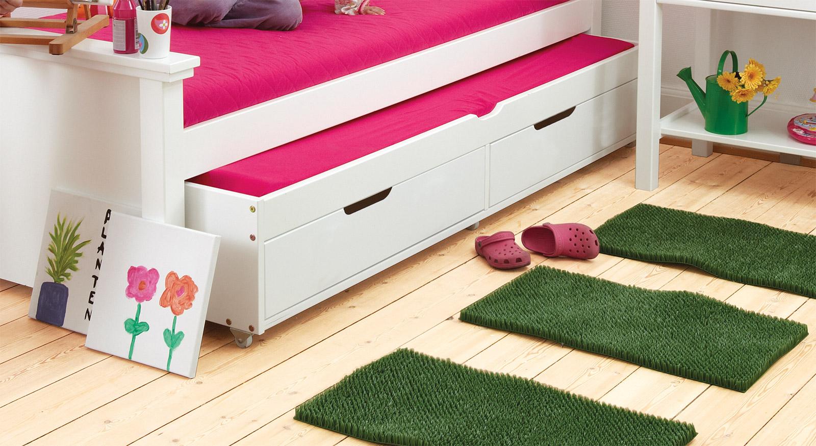 Praktische Schublade vom Ausziehbett Kids Royalty
