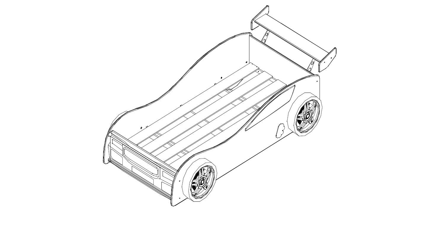 Stabiler Lattenrost vom Autobett Spirit