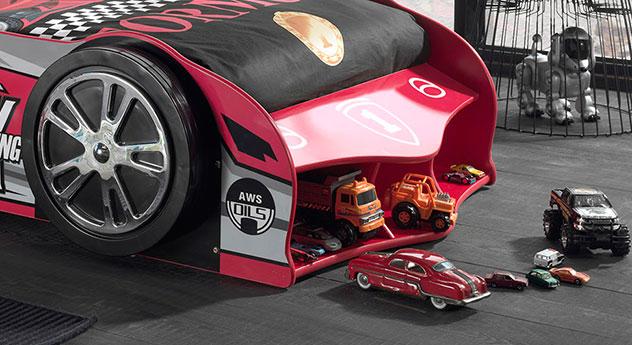 Front-Ablagefläche vom Autobett Sprint