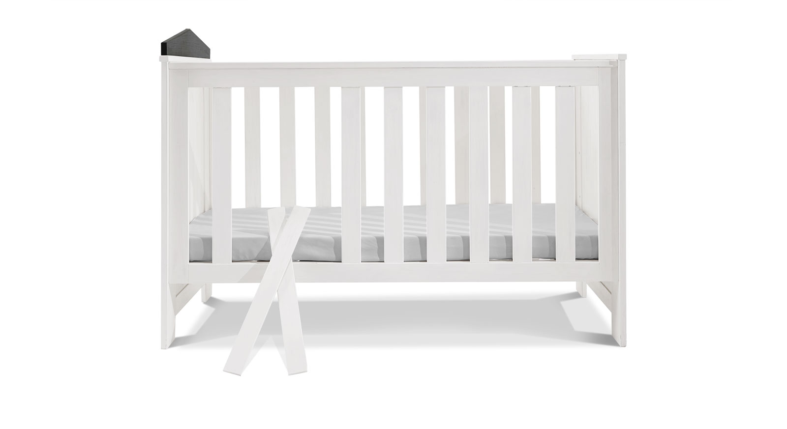 Babybett Coastline in zeitlosem Design