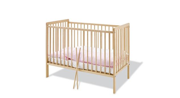 Babybett Hanna mit passenden Produkten