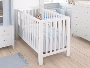 babybetten komplett g nstig auf rechnung kaufen. Black Bedroom Furniture Sets. Home Design Ideas
