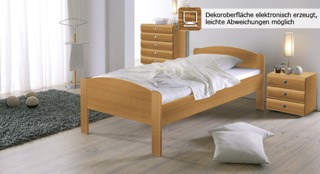 seniorenbett in z b 140x200 cm gr e bett san martino. Black Bedroom Furniture Sets. Home Design Ideas