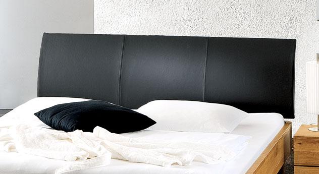Bett Barbados mit komfortablem Kopfteil