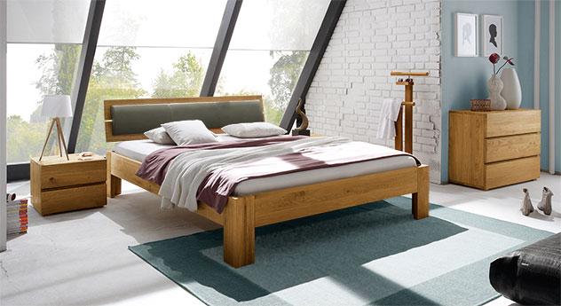Bett Bayamo mit passenden Produkten