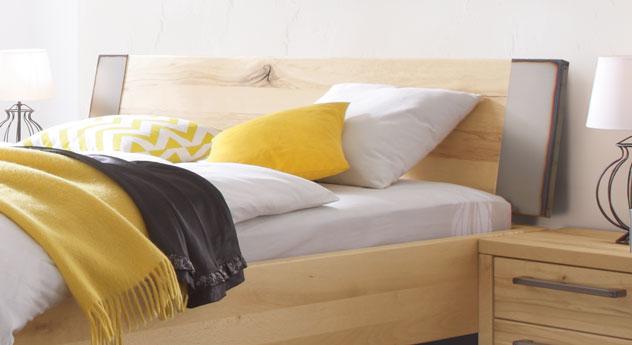 Bett Dondo inklusive Kopfteil