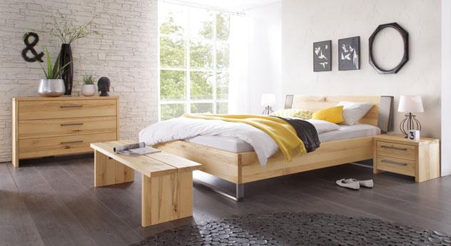 Bett Dondo mit passenden Produkten