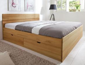 Einzelbett mit stauraum  Betten mit Stauraum - Stauraumbetten günstig kaufen | BETTEN.de