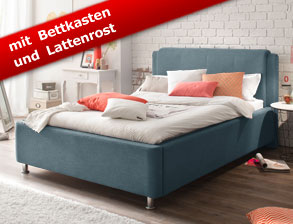 ein bett in 180x200 cm g nstig online kaufen. Black Bedroom Furniture Sets. Home Design Ideas
